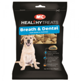 Recompensa pentru caini M&C Snack Dog Breath & Dental 70 gr